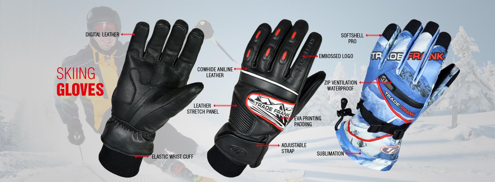 SKI Gloves-3